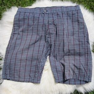 Mens size 33 H&M striped chino shorts